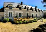 Location vacances  Indre-et-Loire - T3 near the Château de Chenonceau with swimming pool-2