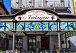 Hôtel Province du Verbano-Cusio-Ossola - Hotel Novara-1