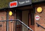 Hôtel Derby - Oyo Tyger Inn, Derby
