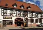 Hôtel Bahlingen am Kaiserstuhl - Landgasthof Sonne-1