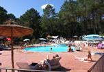 Camping avec WIFI Avignon - Camping La Simioune-4