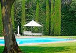 Location vacances Prevalle - Villa Ambrogia: large country manor with private pool next to golf course-4