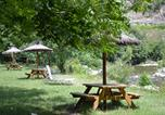 Camping avec Site nature Ucel - Camping Le Barutel-4