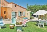 Location vacances Saint-Geniès-de-Comolas - Studio Holiday Home in Caderousse-1