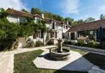 Location vacances Billy-sur-Oisy - Le Riad Bourguignon-2