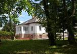 Location vacances Balatonfüred - Három Fenyő Apartman-2