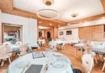 Hôtel Coire - Hotel Alpensonne - Panoramazimmer & Restaurant-4