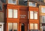 Hôtel Hartlepool - Claxton Hotel-2