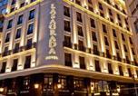 Hôtel Halaskargazi - Lasagrada Hotel Istanbul-1