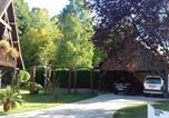 Hôtel Croisy-sur-Eure - À l'orée du bois-2