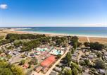 Camping avec Hébergements insolites Plomeur - Yelloh! Village - La Plage-2