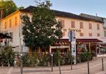 Hôtel Brive-la-Gaillarde - Abelha Hôtel Le France-2