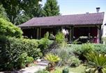 Location vacances Billy-sur-Oisy - Vakantiewoning Thury-1
