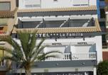 Hôtel Xixona - Hotel La Familia-4