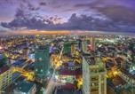Hôtel Phnom Penh - Green Palace Hotel-2