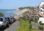 Location vacances Bord de mer de Bidart - Bidart Plage 1/2 étage-2