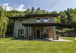 Location vacances  Province de Lecco - Betulla Sp Ferien-Villa mit Pool-3