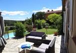 Location vacances Roussillon - Holiday Home Villa les Vignes-3