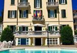 Hôtel Caslano - Caroline Hotel-1