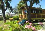 Camping avec Hébergements insolites Muides-sur-Loire - Sites et Paysages Touristique De Gien-3
