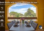 Location vacances La Londe-les-Maures - Quiet Studio with Terrace - Dodo et Tartine-2