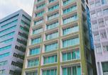 Hôtel Taïwan - Evergreen Laurel Hotel Taipei-1
