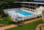 Hôtel Port St Lucie - At Home Inn - Fort Pierce-2