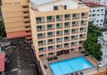 Hôtel Pattaya - Eastiny Plaza Hotel-1