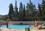 Camping avec Piscine Pietrosella - Camping Olva-1