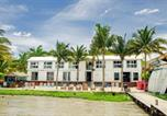Hôtel Bacalar - The Yak Lake House - Hostal-1