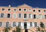 Hôtel Belleville - Le Château du Chatelard-3