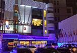 Hôtel Jeonju - Jeonju Tourist Hotel-1