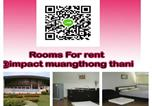 Location vacances Bang Khen - T8 Guest House Don Mueang Challenger-2
