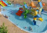 Villages vacances Sant Jordi - Camping y Bungalows Monmar-3