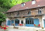 Hôtel Yonne - La Ferme de la Fosse Dionne-2