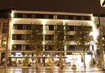 Hôtel Complexe Maison-Ateliers-Musée Plantin-Moretus  - Antwerp Hotel National-4