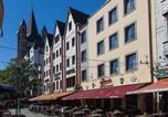Location vacances Cologne - City Apartments in Köln am Rheingarten-2