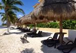 Location vacances Isla Mujeres - Tropical apartment-2