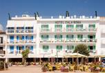 Hôtel Son Servera - Hotel Cala Bona Mallorca-1