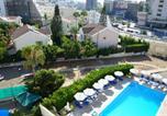 Hôtel Limassol - Polyxeni Hotel Apartments-3