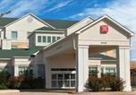Hôtel Abilene - Hilton Garden Inn Abilene-2