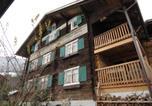 Hôtel Maienfeld - Bnb Hasatrog Jenaz