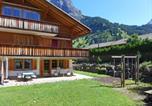 Location vacances Adelboden - Apartment Laerchehus-1