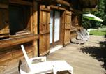 Location vacances Les Houches - Peaceful Chalet in Les Houches with Garage-3