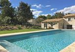 Location vacances Maillane - Beautiful villa in Eygalieres with Private Terrace-4