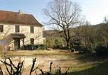 Location vacances Montignac - Three-Bedroom Holiday home Condat with a Fireplace 05-4