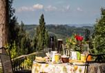 Location vacances Palaia - Secluded Apartment in San Miniato with Swimming Pool-4