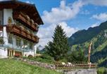 Location vacances Warth - Pension Bergland-1