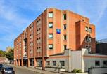 Hôtel Lambersart - Ibis budget Lille Centre-3
