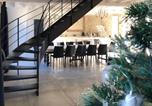 Hôtel Condeau - Le loft-3